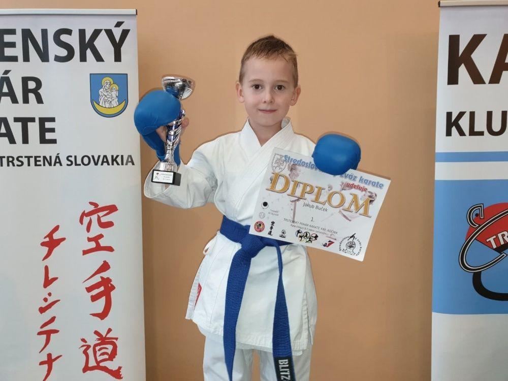 Úspechy AC UNIZA Karate klub Žilina počas októbra, foto 10