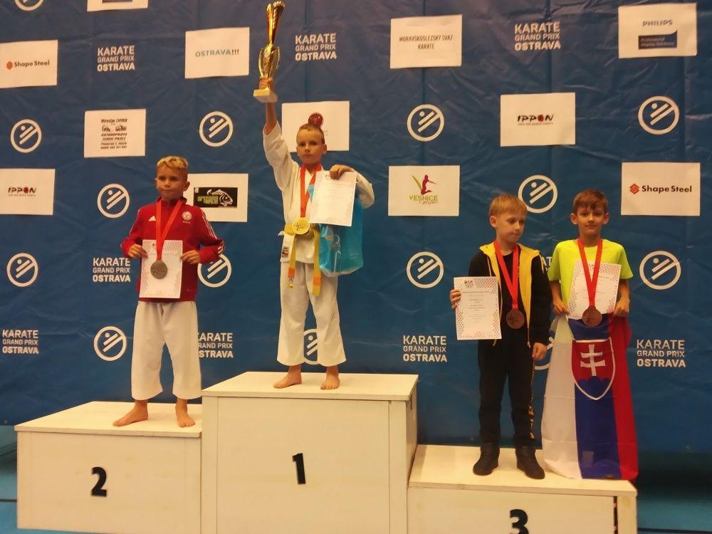 Úspechy AC UNIZA Karate klub Žilina počas októbra, foto 13