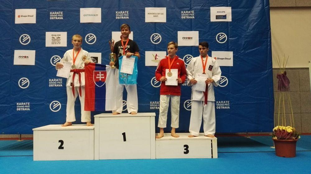 Úspechy AC UNIZA Karate klub Žilina počas októbra, foto 18