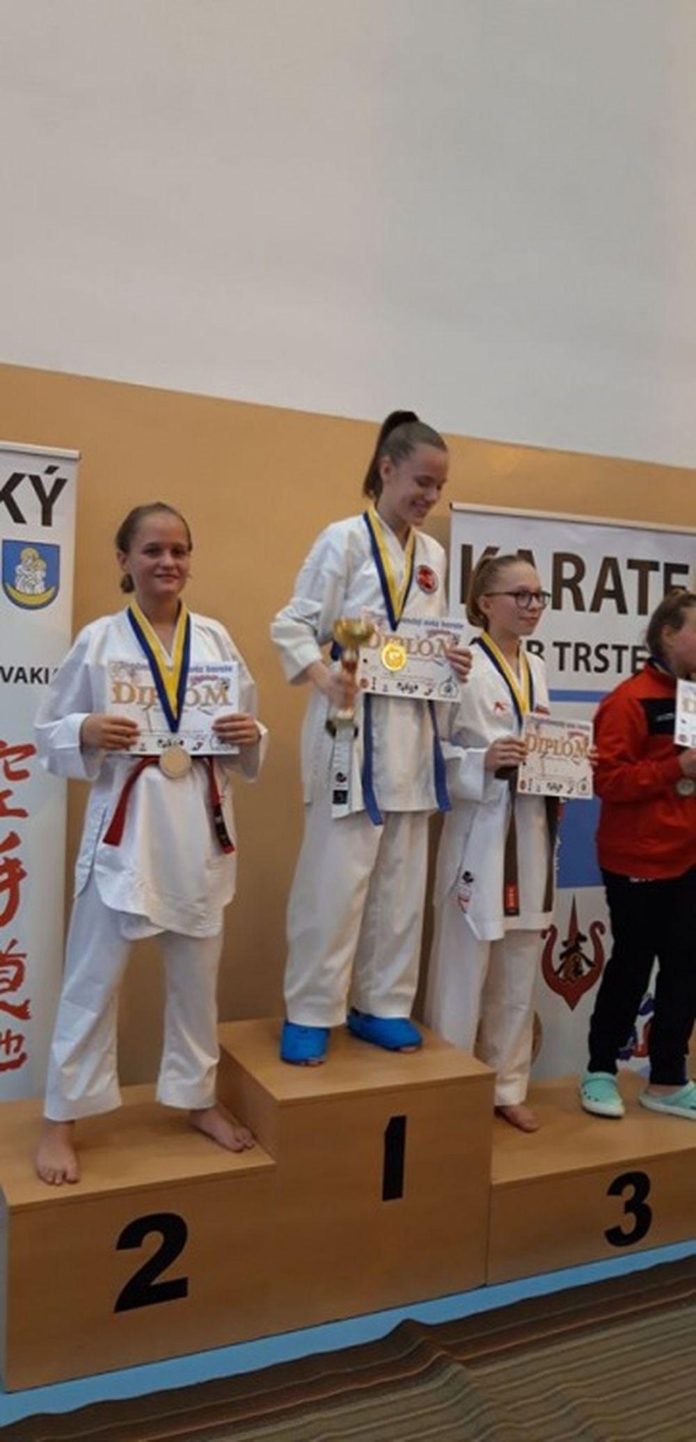 Úspechy AC UNIZA Karate klub Žilina počas októbra, foto 19
