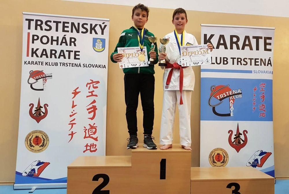 Úspechy AC UNIZA Karate klub Žilina počas októbra, foto 22