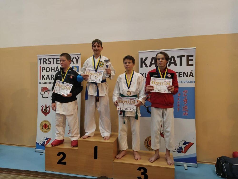 Úspechy AC UNIZA Karate klub Žilina počas októbra, foto 23