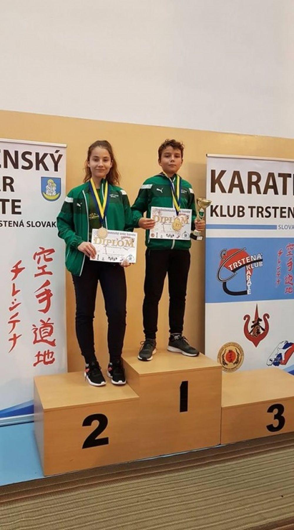 Úspechy AC UNIZA Karate klub Žilina počas októbra, foto 27