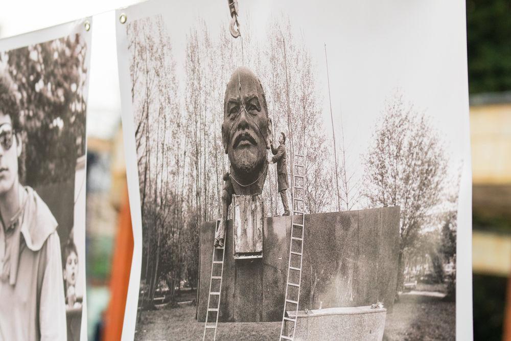 FOTO: Výstava Nežná revolúcia - žilinské fotodokumenty a symboly , foto 2