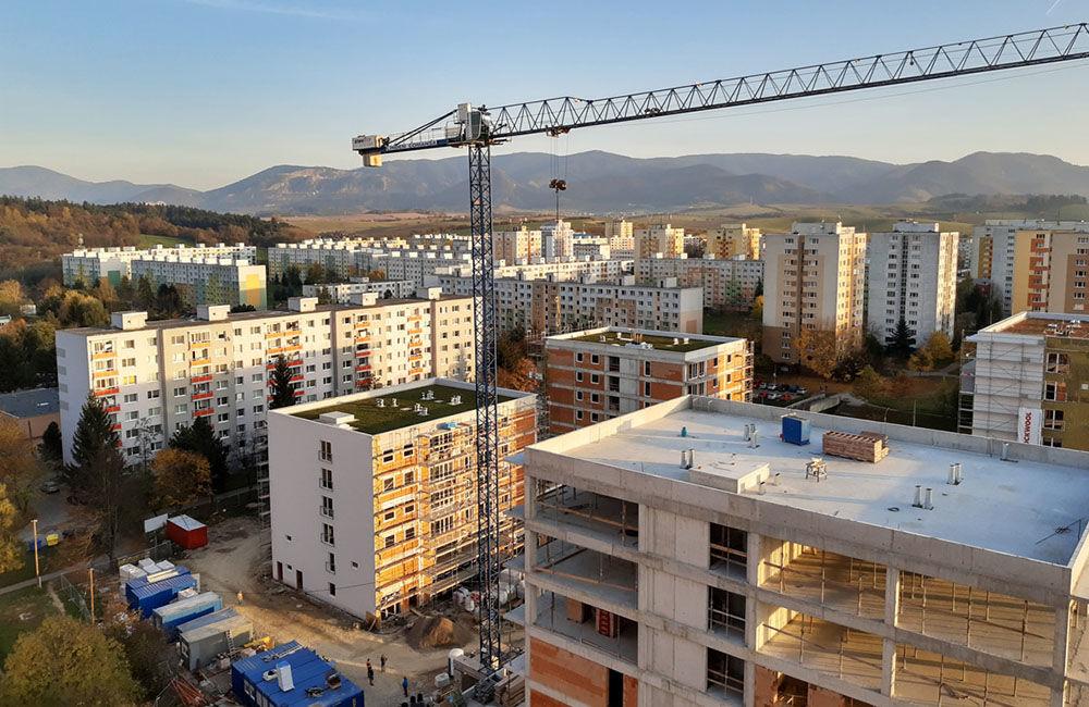 Rudiny II a Kamence sú bankami vysoko hodnotené bytové domy, foto 3