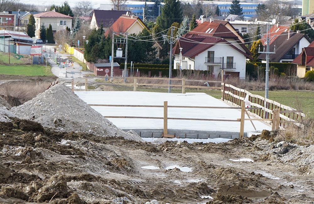 FOTO: Aktuálny stav prác na stavbe diaľničného privádzača 02.03.2020, foto 6
