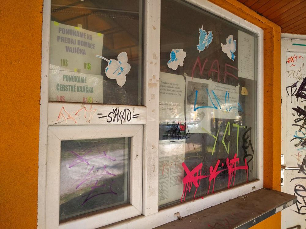 Stánok na Hlinách v Žiline, foto 2