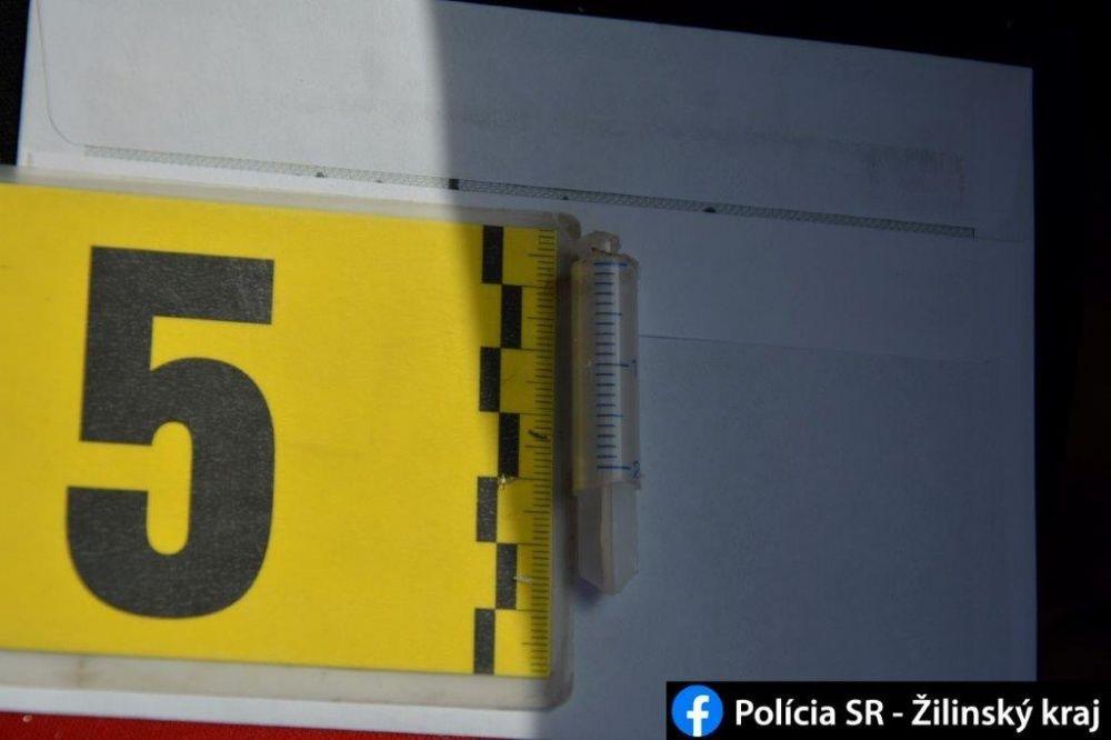 FOTO: Počas akcií MAMA a KOMPÓT zadržala žilinská polícia dve dílerky drog s pervitínom, foto 2