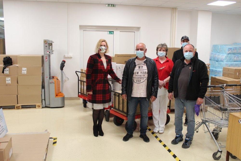 Mobis Slovakia dar nemocniciam v boji proti COVID-19, foto 4