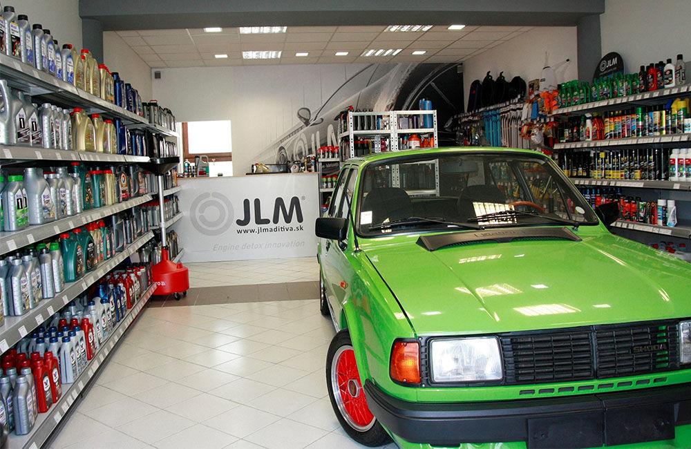 Nová predajňa Motorové oleje na Kragujevskej ulici v Žiline, foto 2
