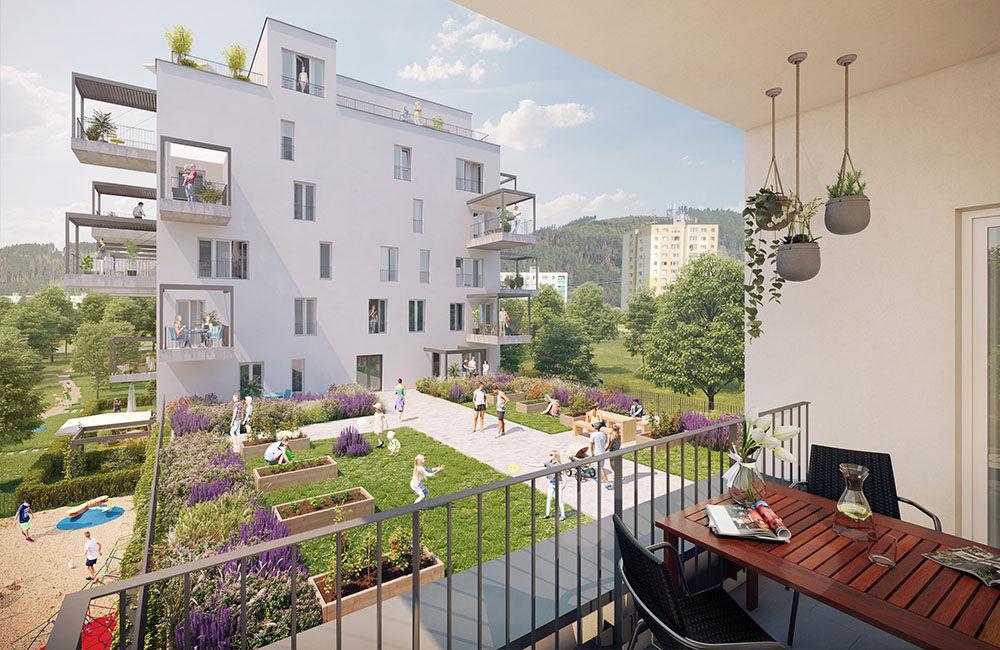 Developerský projekt Kamence v Kysuckom Novom Meste ponúkne moderné bývanie, foto 1