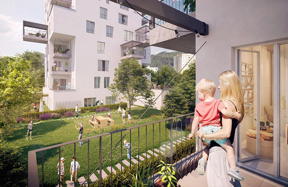 Developerský projekt Kamence v Kysuckom Novom Meste ponúkne moderné bývanie, foto 3