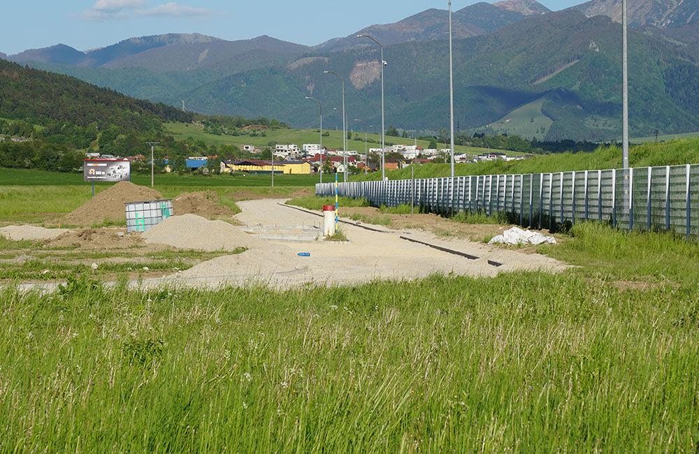 Budovanie novej cyklotrasy cez obce Teplička nad Váhom, Nededza a Varín, foto 5