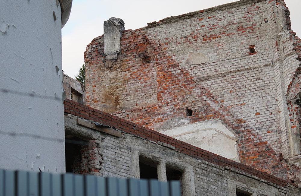 FOTO: Rekonštrukčné práce na vyhorenom zámku v Kunerade prebiehajú v plnom prúde, foto 25