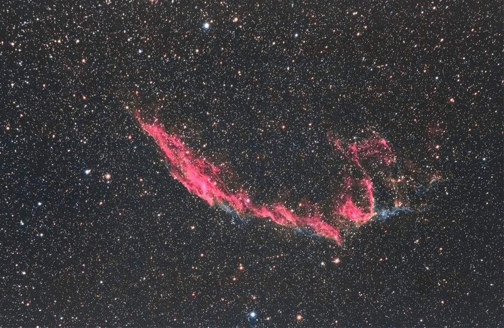 Žilinčan Roman vytvára úžasné zábery nočnej oblohy, foto 1
