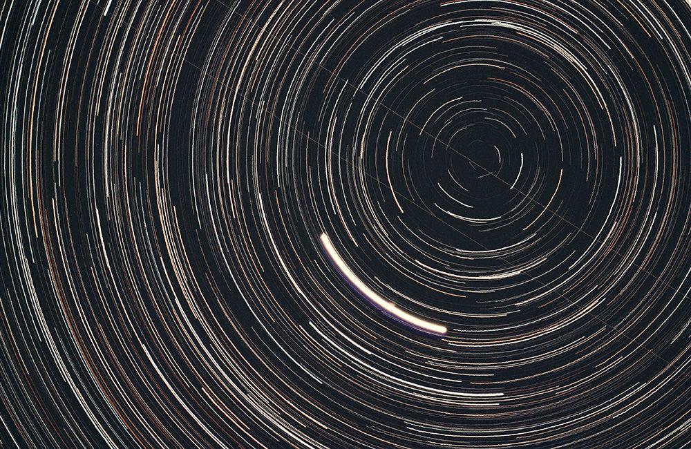 Žilinčan Roman vytvára úžasné zábery nočnej oblohy, foto 15