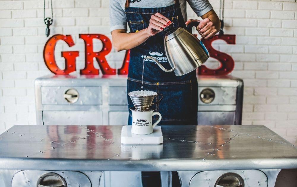 FOTO: Pražiareň 9 Grams Coffee v Žiline, foto 1