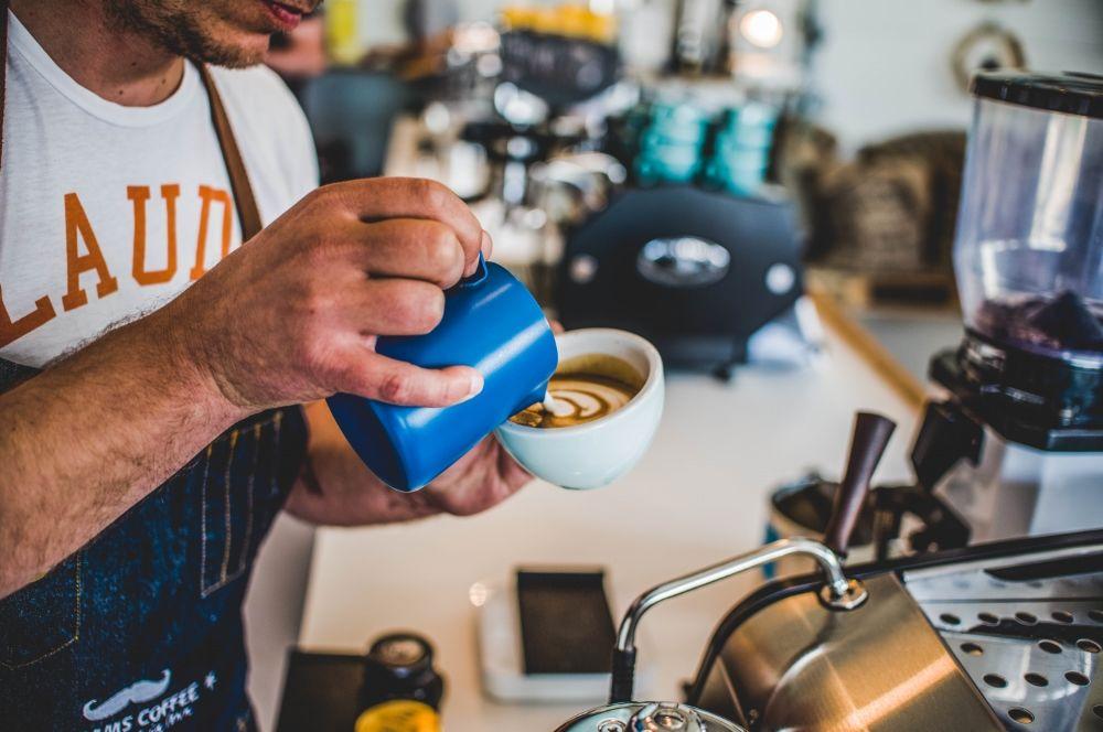 FOTO: Pražiareň 9 Grams Coffee v Žiline, foto 2