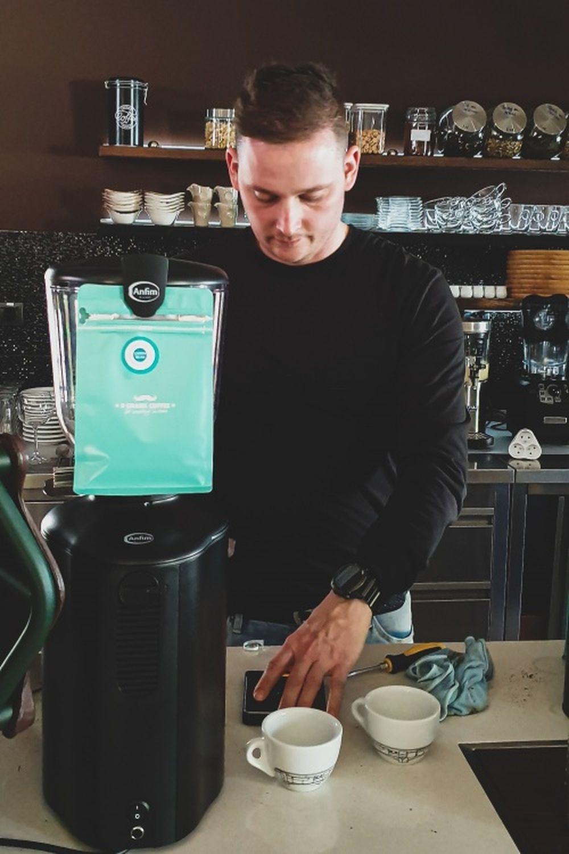 FOTO: Pražiareň 9 Grams Coffee v Žiline, foto 3