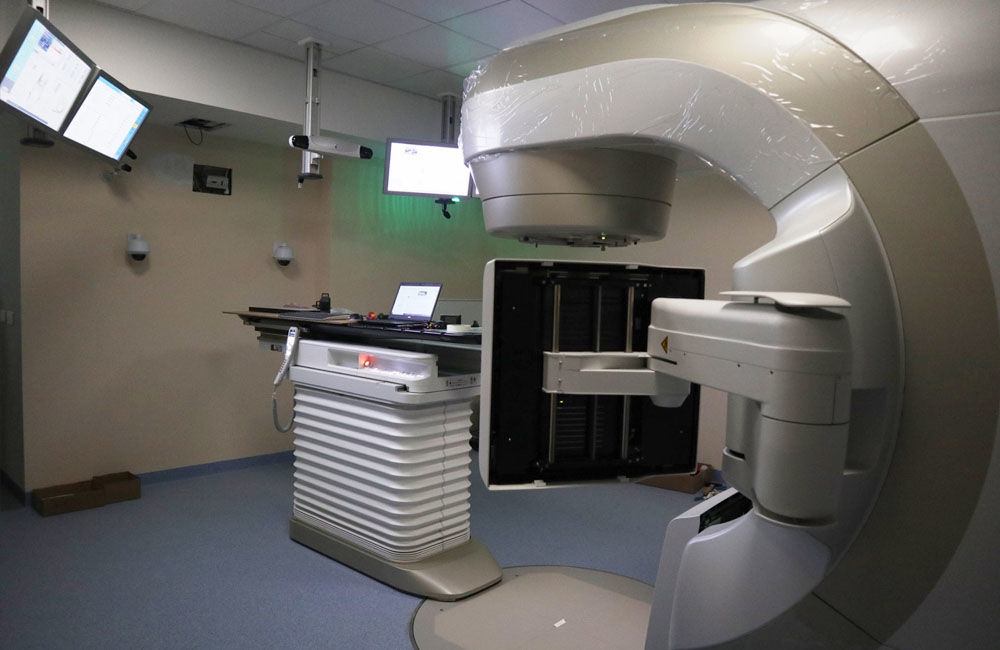 FOTO: Stavebný ruch v žilinskej nemocnici neutícha, na oddelení onkológie inštalujú nové zariadenia, foto 2
