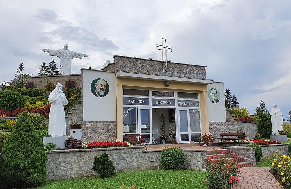 FOTO: Najvyššia socha Ježiša Krista na Slovensku stojí na Orave, foto 4