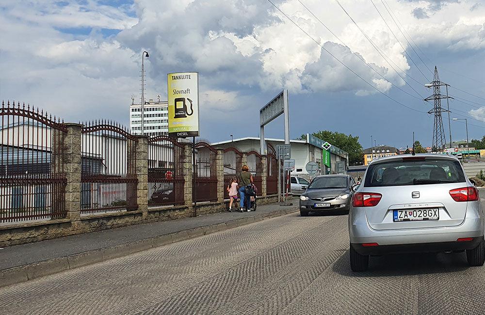 FOTO: Na Kamennej ceste prebieha rekonštrukcia vozovky, doprava je čiastočne obmedzená, foto 5