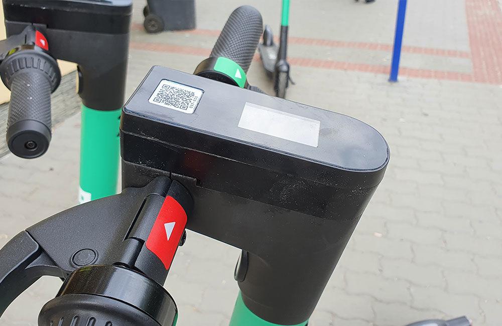 FOTO: V Žiline pribudlo 146 zdieľaných elektrokolobežiek, maximálnu rýchlosť obmedzili na 20 kmh, foto 7