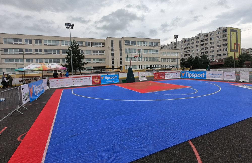 FOTO: Streetball proti rakovine 2020 v Žiline, foto 2