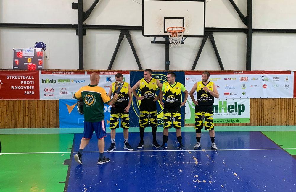 FOTO: Streetball proti rakovine 2020 v Žiline, foto 9