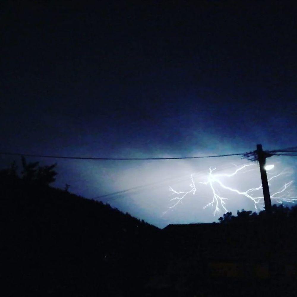 FOTO: Búrka, ktorá v utorok 28. júla zasiahla Žilinský kraj, na záberoch od čitateľov, foto 4