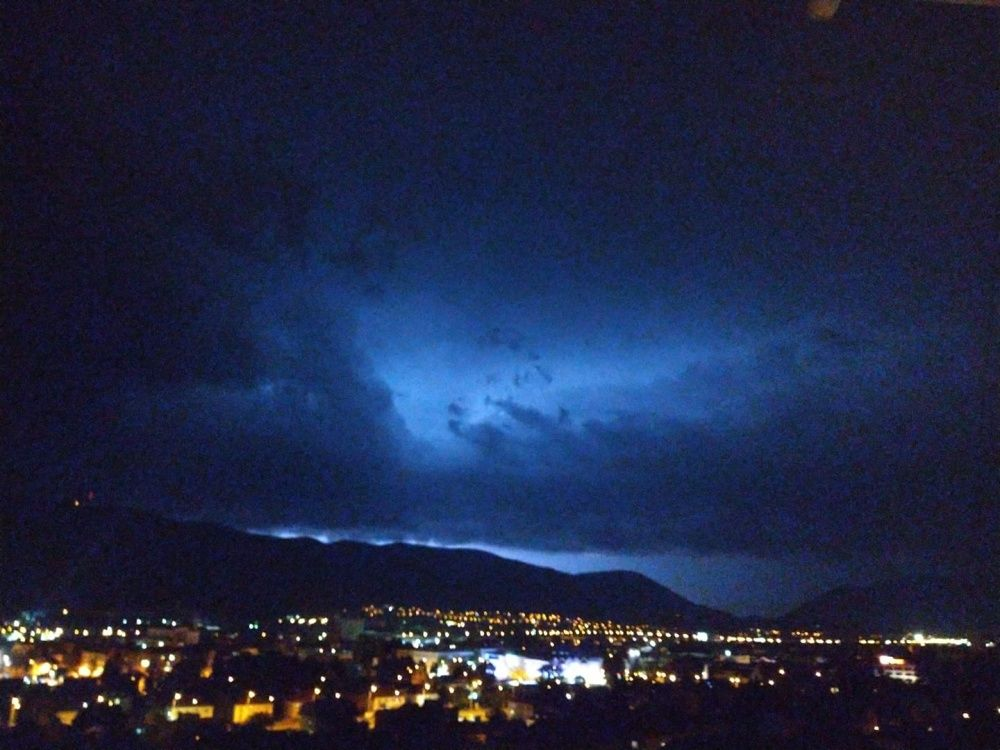 FOTO: Búrka, ktorá v utorok 28. júla zasiahla Žilinský kraj, na záberoch od čitateľov, foto 10