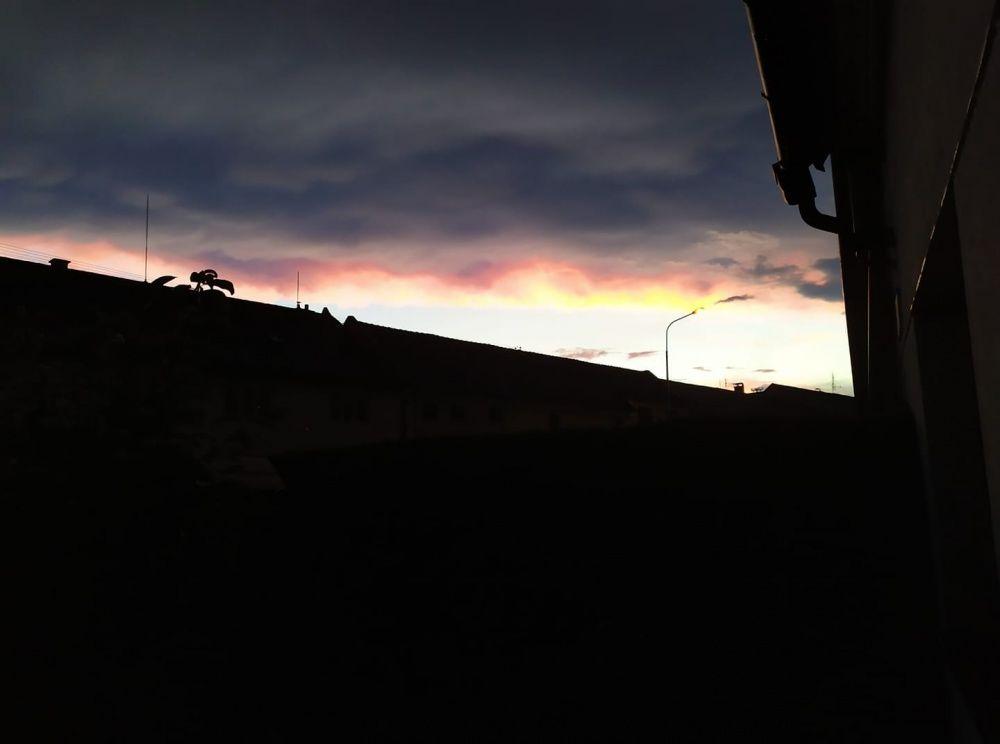 FOTO: Búrka, ktorá v utorok 28. júla zasiahla Žilinský kraj, na záberoch od čitateľov, foto 17