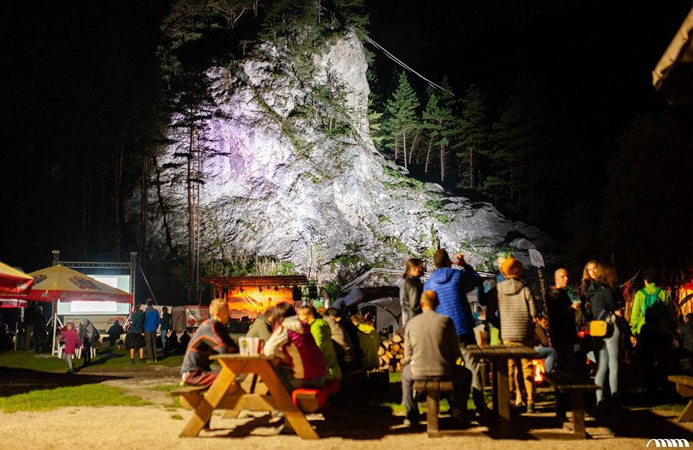 FOTO: Pozvánka na outdoorový festival Slnko na skalách 2020, foto 1