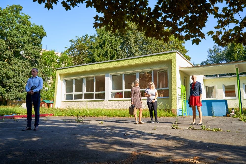 FOTO: Zrekonštruované materské školy v Žiline, foto 3