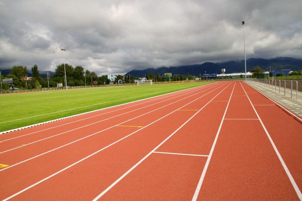 FOTO: Nový atletický štadión v Martine, foto 2