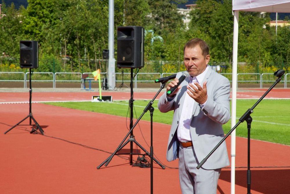FOTO: Nový atletický štadión v Martine, foto 3