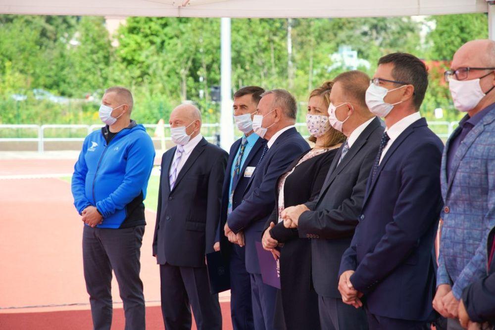FOTO: Nový atletický štadión v Martine, foto 4