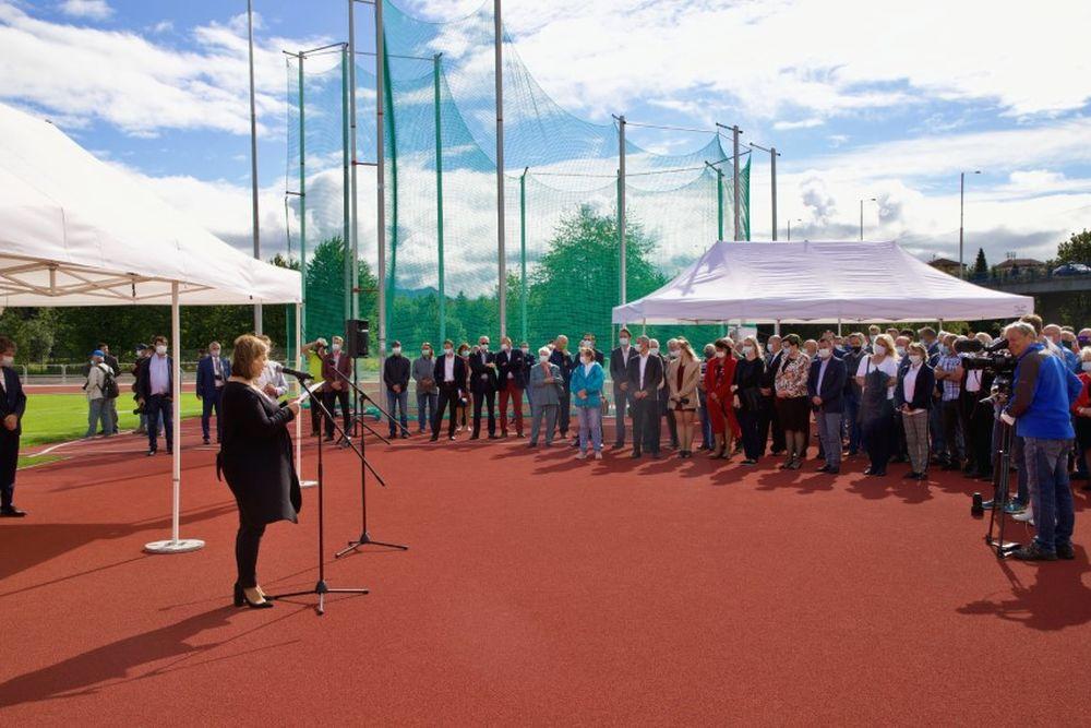 FOTO: Nový atletický štadión v Martine, foto 8