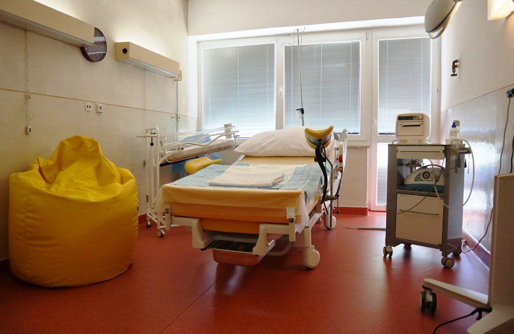 FOTO: Žilinská nemocnica rozšírila rekonštrukciu pôrodnice o ďalšie časti, práce potrvajú dlhšie, foto 6
