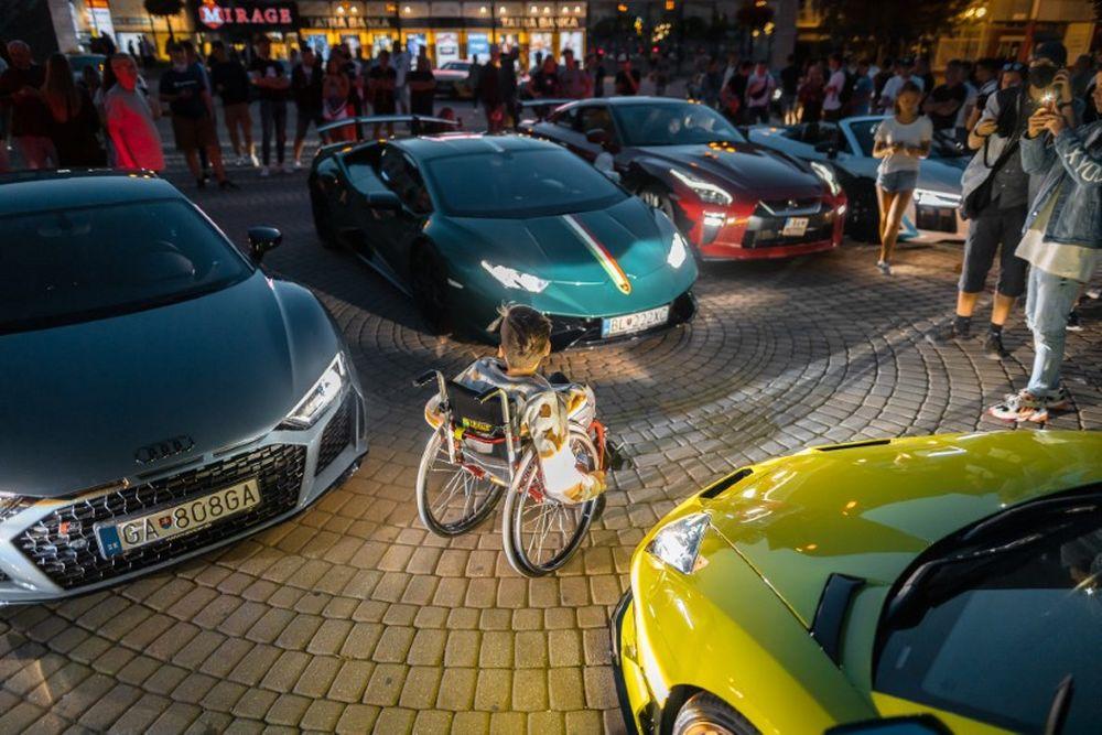 FOTO: Na Rally Radosti sa v Žiline predstavilo viac ako 40 superšportov, foto 10