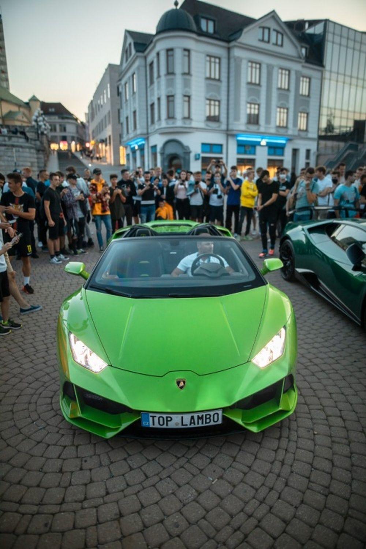 FOTO: Na Rally Radosti sa v Žiline predstavilo viac ako 40 superšportov, foto 15