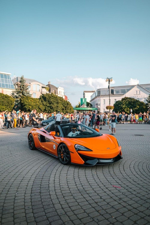 FOTO: Na Rally Radosti sa v Žiline predstavilo viac ako 40 superšportov, foto 23