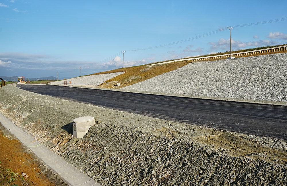 FOTO: Aktuálny stav prác na stavbe diaľničného privádzača 22.10.2020, foto 9