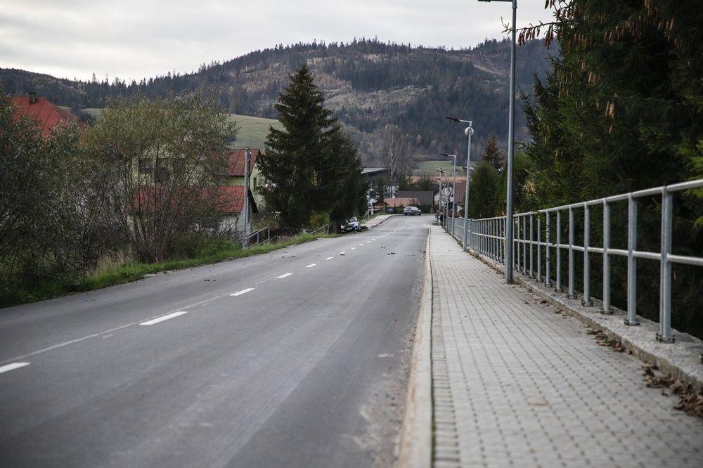 FOTO: Medzi obcami Klubina a Stará Bystrica zrekonštruovali viac než 4 kilometre cesty, foto 3