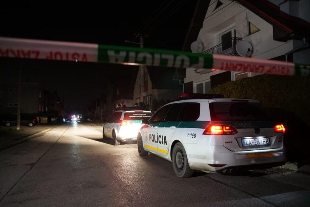 FOTO: Policajný zásah v Strečne 14. december 2020, foto 8