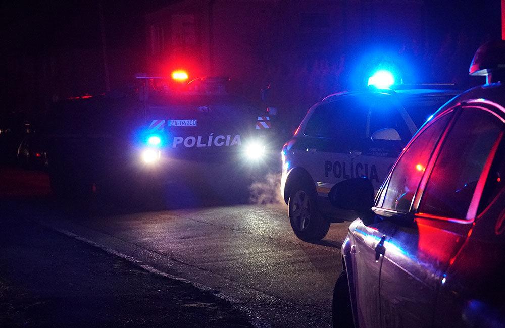 FOTO: Policajný zásah v Strečne 14. december 2020, foto 5