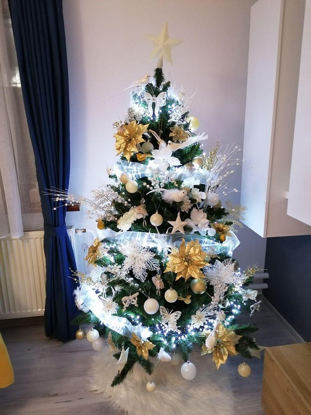 FOTO: Vianočné stromčeky v Žiline - výber fotografií našich čitateľov, foto 9