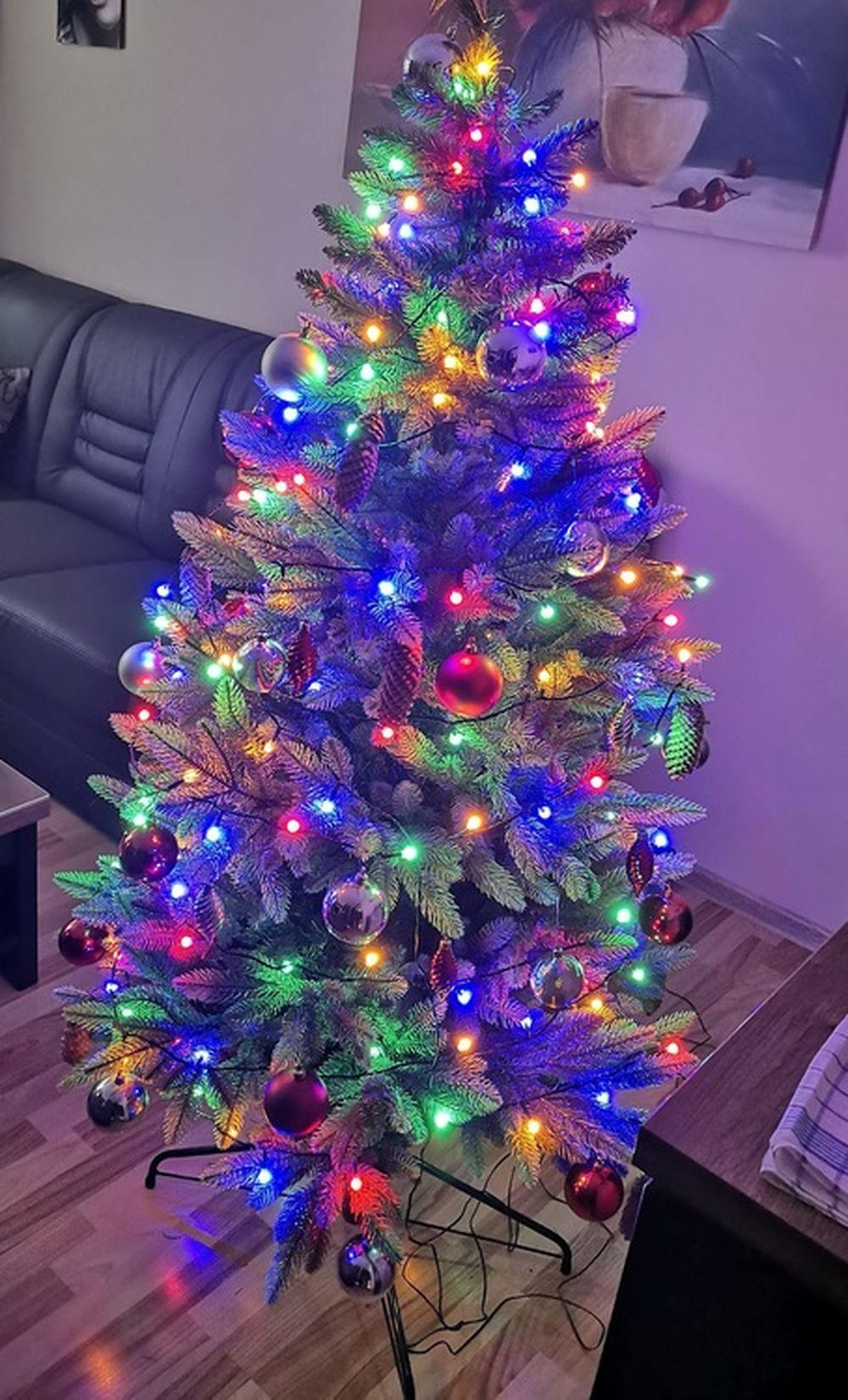 FOTO: Vianočné stromčeky v Žiline - výber fotografií našich čitateľov, foto 62