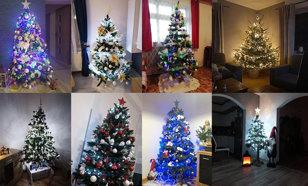 FOTO: Vianočné stromčeky v Žiline - výber fotografií našich čitateľov, foto 1