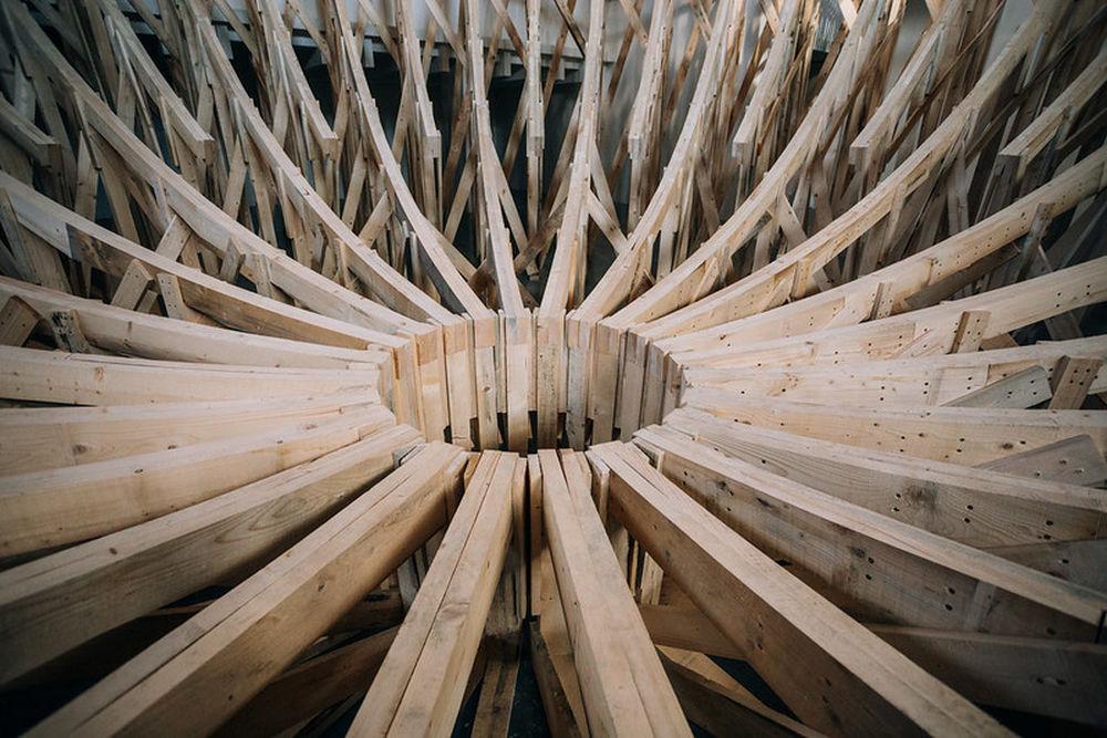 FOTO: Sphéra Juraja Gábora v Novej synagóge Žilina, foto 2